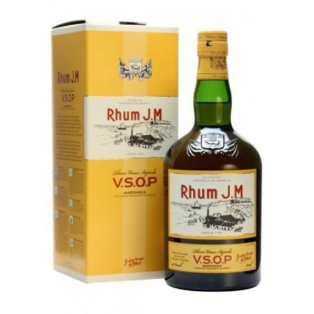 RHUM J. M VIEUX AGRICOLE V. S. O. P CL.70