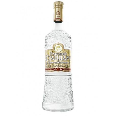 VODKA RUSSIAN STANDARD GOLD LT.1