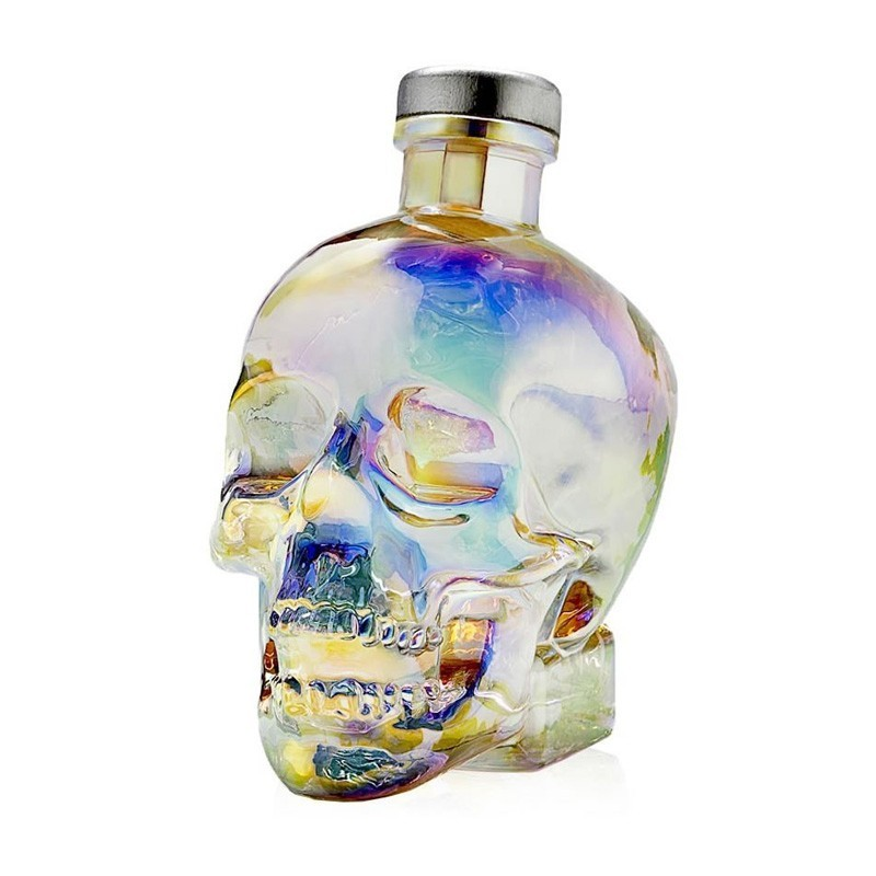 VODKA CRYSTAL HEAD AURORA CL.70