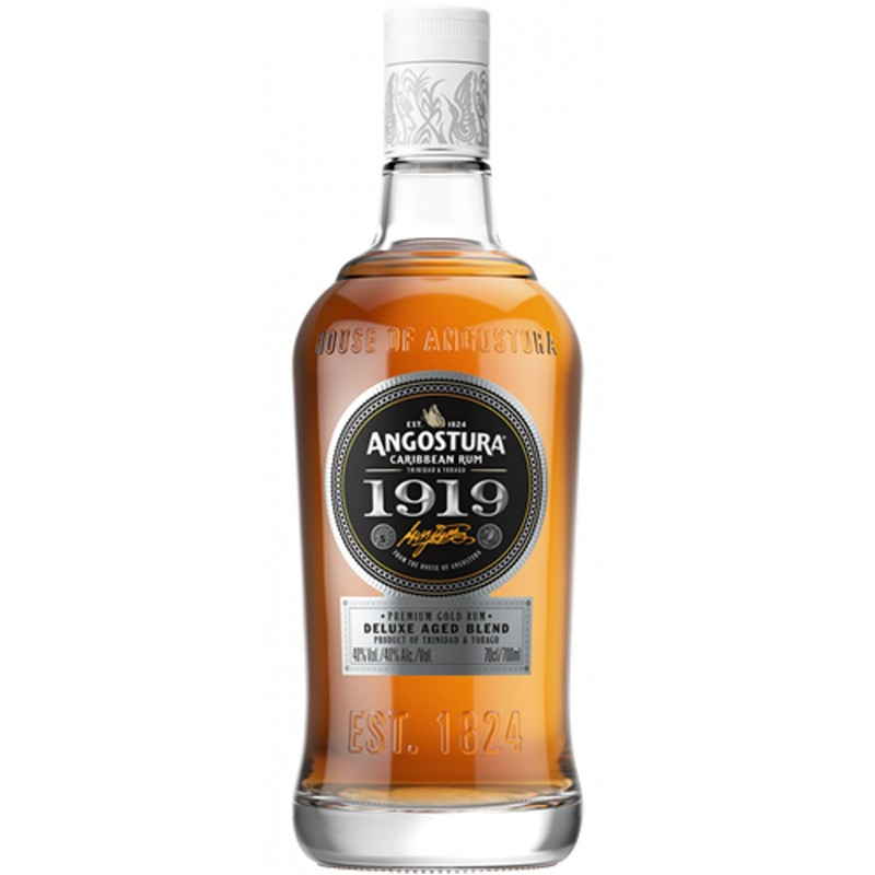RUM ANGOSTURA 1919 PREMIUM GOLD DELUXE AGED BLENDED CL.70