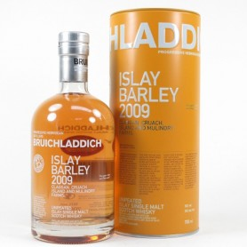WHISKY BRUICHLADDICH ISLAY BARLEY 2009 CLAGGAN CRUACH ISLAND AND MULINDRY FARMS CL.70