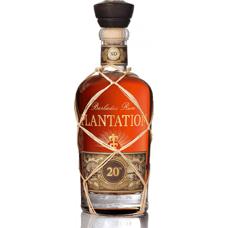 RHUM PLANTATION XO BARBADOS 20 th ANNIVERSARY CL.70