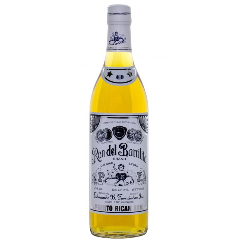 RHUM BARRILITO 2 STELLE CL.70