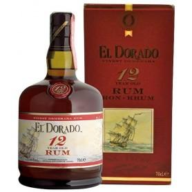 RUM EL DORADO 12 Y