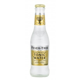 FEVER TREE INDIAN TONIC WATER CL.20 X 24