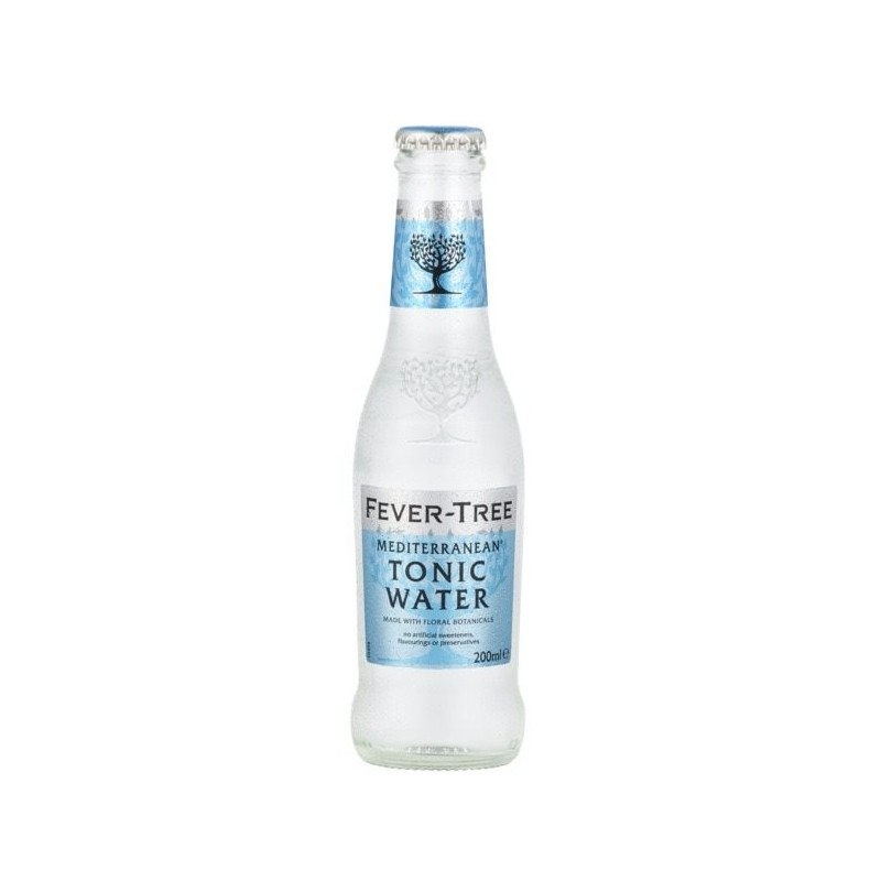 FEVER TREE MEDITERRANEAN TONIC WATER CL.20 X 24