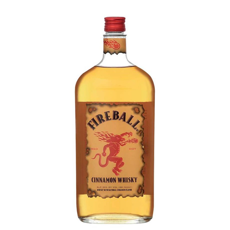 FIREBALL WHISKY ZIMT LT.1
