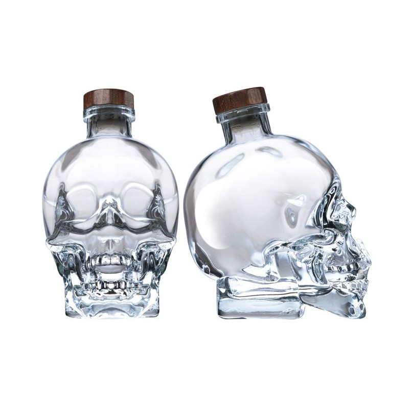 VODKA CRYSTAL HEAD CL.70
