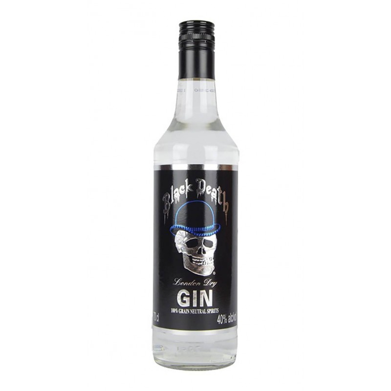 GIN BLACK DEATH CL.70