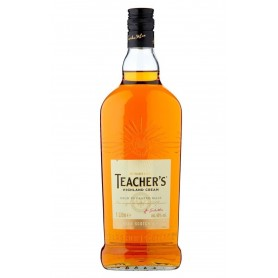 WHISKY TEACHER ' S LT.1