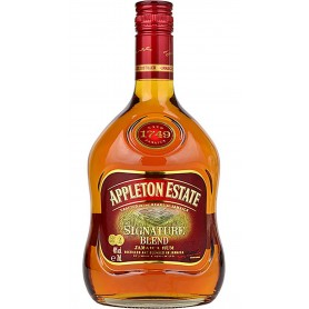 RUM APPLETON ESTATE SIGNATURE BLEND, CL.70