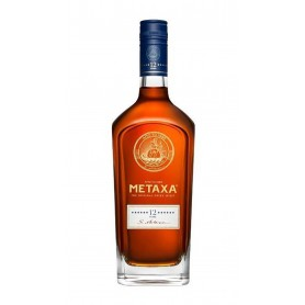 METAXA BRANDY 12 STAR CL.70