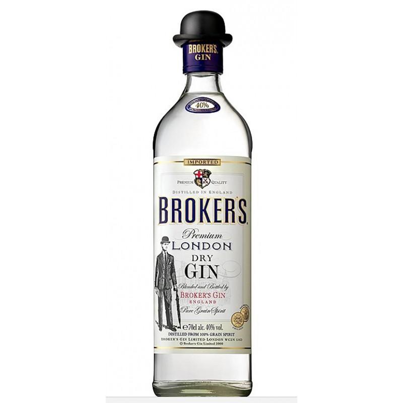 GIN BROKER'S CL.70