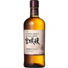 WHISKY NIKKA MIYAGIKYO SINGLE MALT CL.70