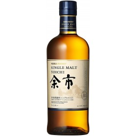 WHISKY NIKKA YOICHI SINGLE MALT CL.70