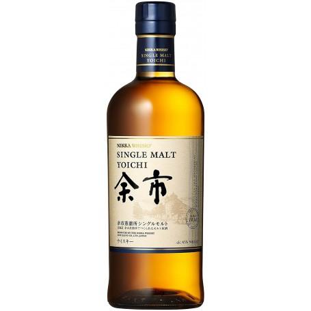 WHISKY NIKKA YOICHI SINGLE MALT CL.70