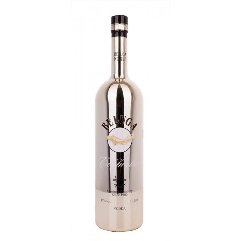 WODKA BELUGA CELEBRATION LT.1 LIMITED EDITION