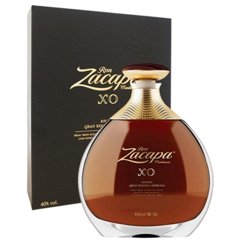 RUM ZACAPA XO CL.70