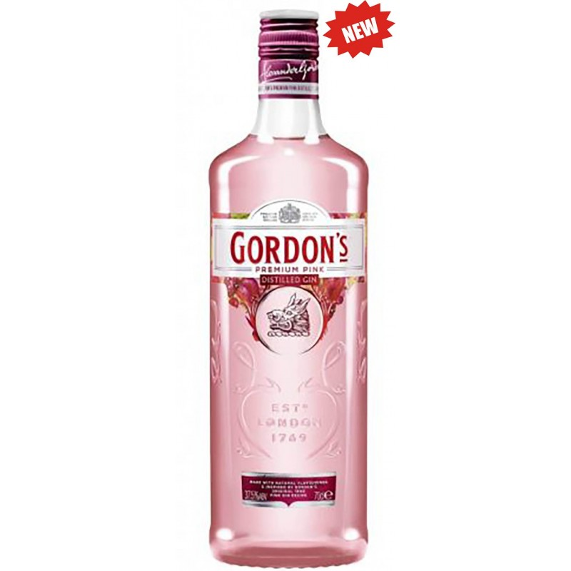 GORDON 'S GIN PINK' S CL.70