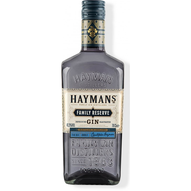 GIN HAYMAN' ' S FAMILY RESERVE CL.70