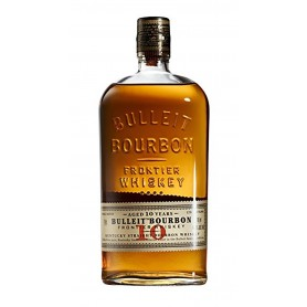 WHISKY BULLEIT FRONTIER BOURBON 10 YO CL.70