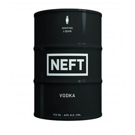 VODKA NEFT BLACK BARREL CL.70