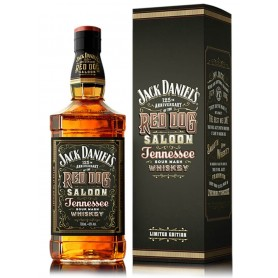 WHISKY JACK DANIELS RED DOG SALOON CL.70