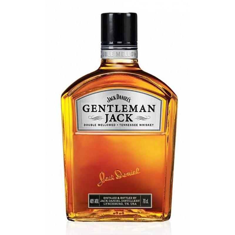WHISKY JACK DANIEL ' S GENTLEMAN JACK CL.70