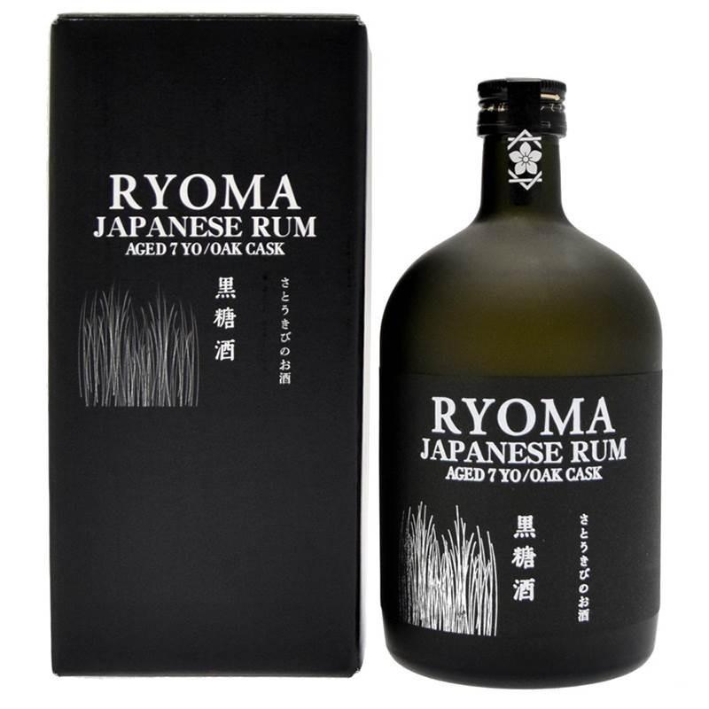 RUM RYOMA 7 YO CL.70