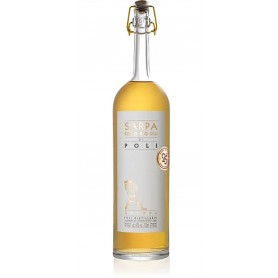 GRAPPA POLI SARPA ORO BARRIQUE CL.70
