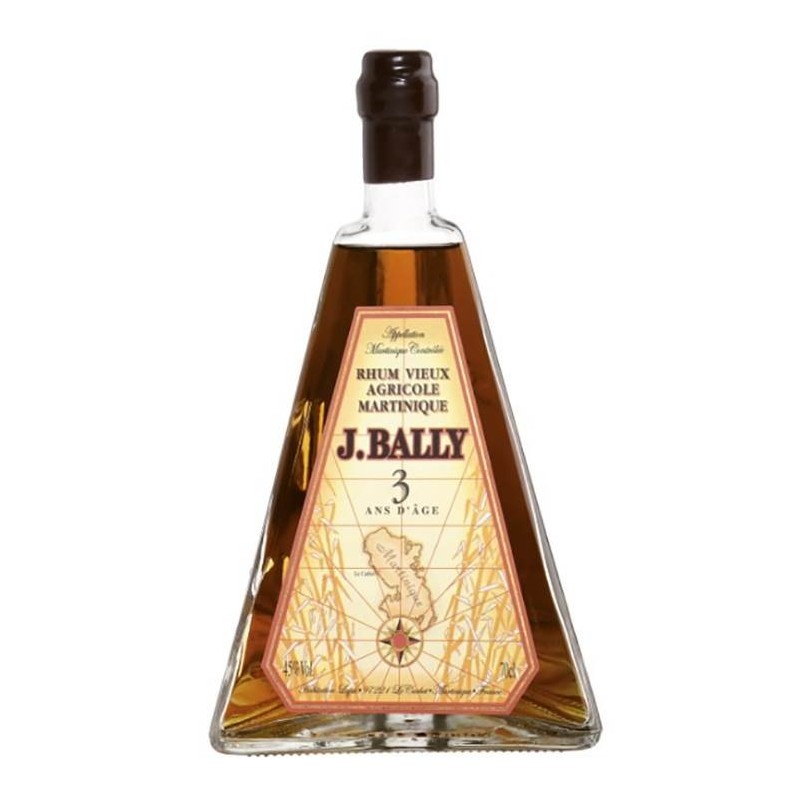 RHUM BALLY MILLESIMATO 2002 CL.70