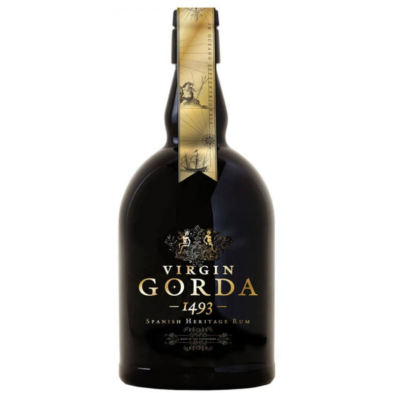 RHUM VIRGIN GORDA 1493 SPANISH HERITAGE CL.70