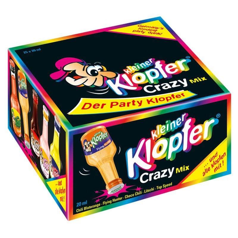 LIQUORE  KLEINER KLOPFER CRAZY MIX MIGNON 25 BT X 2 CL.