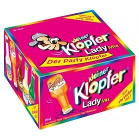 LIQUOR KLEINER KLOPFER LADY MIX MIGNON 25 BT X 2 CL.