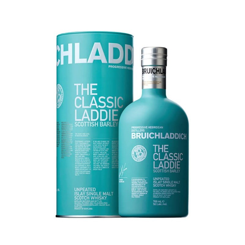 WHISKY BRUICHLADDICH THE CLASSIC LADDIE SCOTTISH BARLEY CL.70 ASTUCCIATO