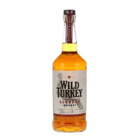 WHISKY WILD TURKEY 81PROOF CL.70