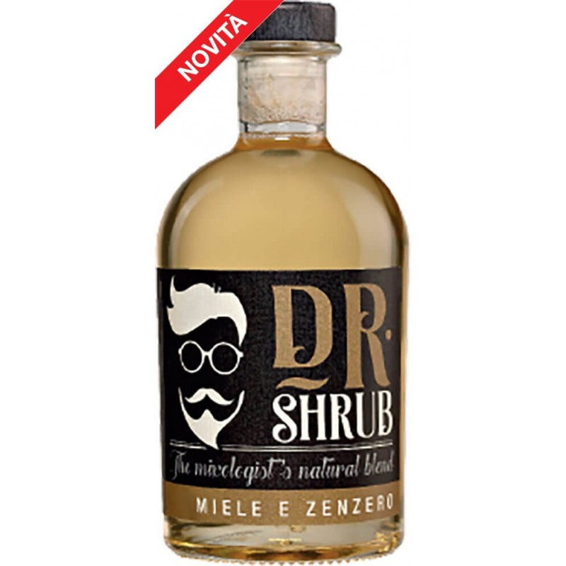 DR.SHRUB MIELE E ZENZERO CL.25