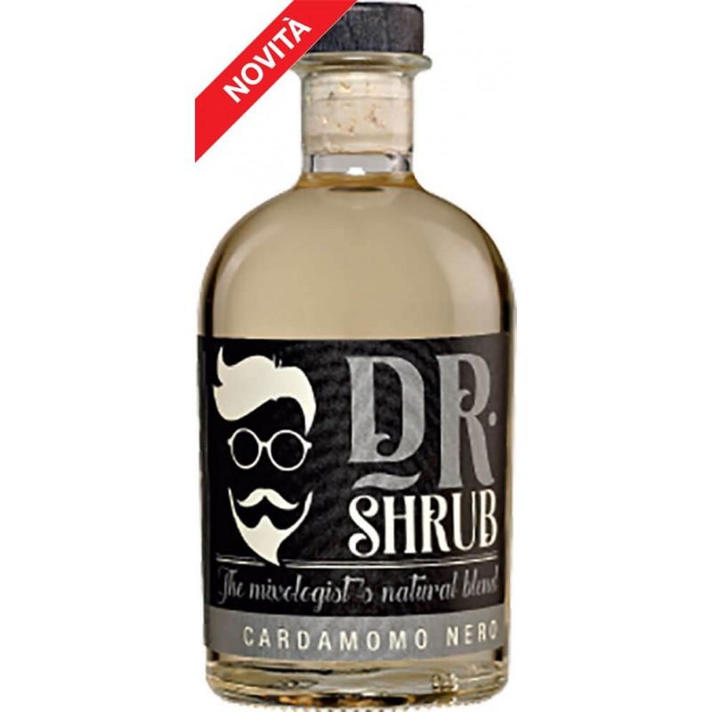 DR.SHRUB CARDAMOMO NERO CL.25