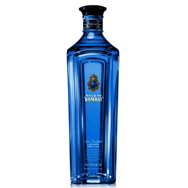 GIN BOMBAY STAR OF BOMBAY LT.1