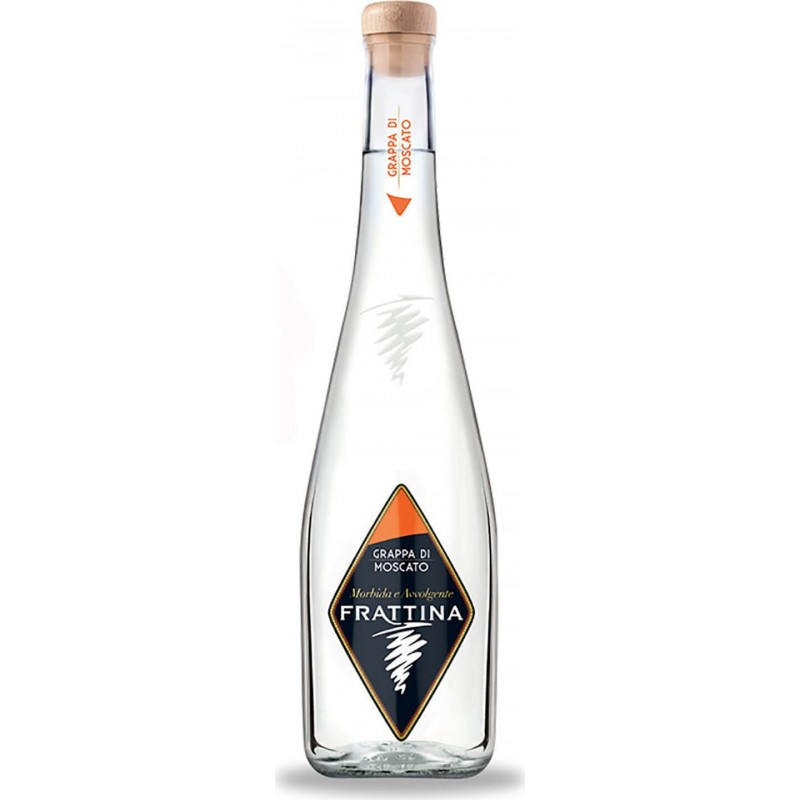 GRAPPA FRATTINA MOSCATO CL.70
