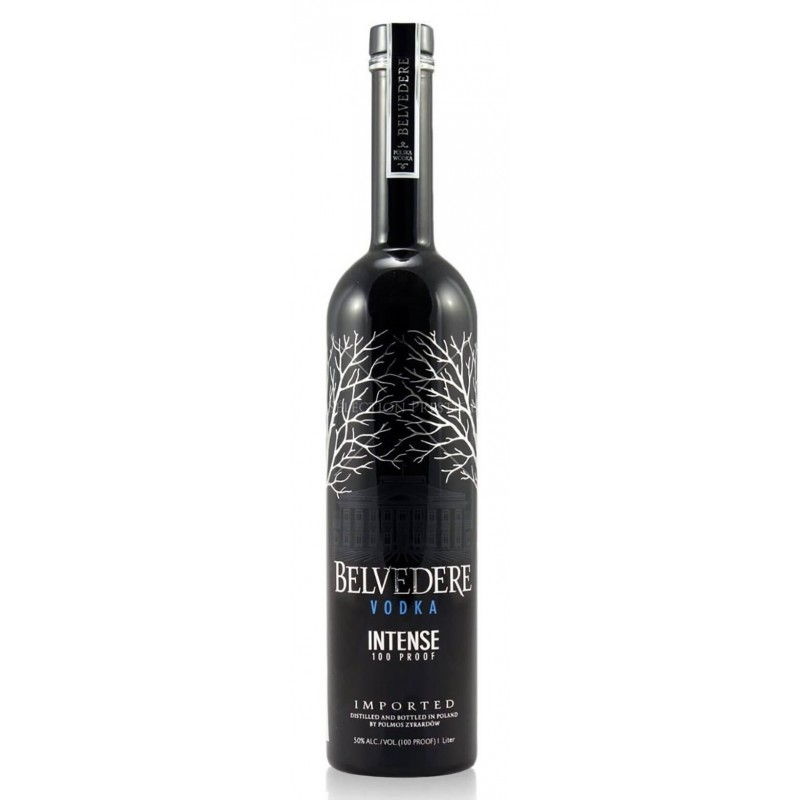 VODKA BELVEDERE INTENSE LT.1