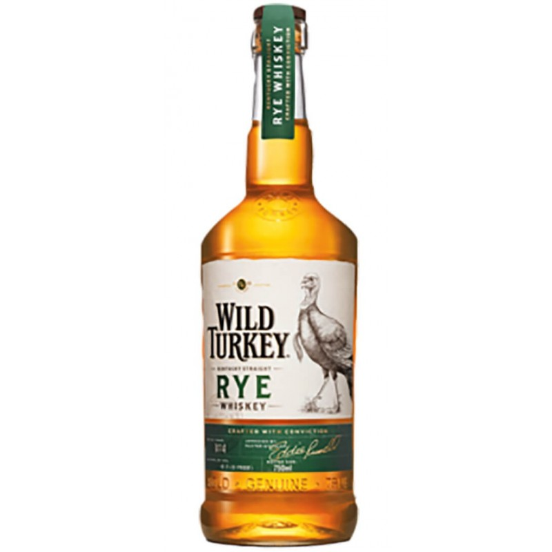 WHISKY WILD TURKEY RYE CL.70