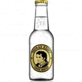 THOMAS HENRY TONIC WATER CL.20 X 24