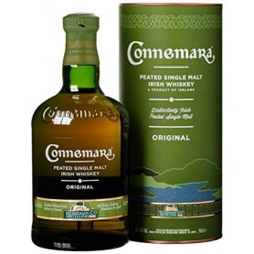WHISKY CONNEMARA PEATED CL.70