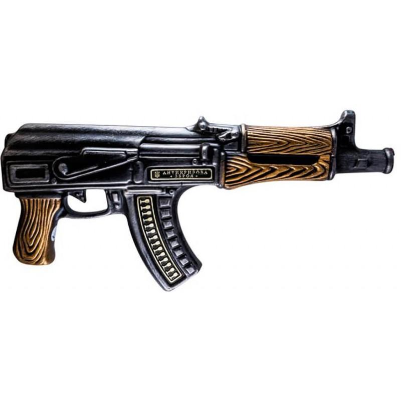 VODKA ZLATOGOR AK-47 CL.50
