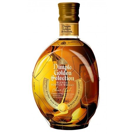 WHISKY DIMPLE GOLDEN SELECTION CL.70