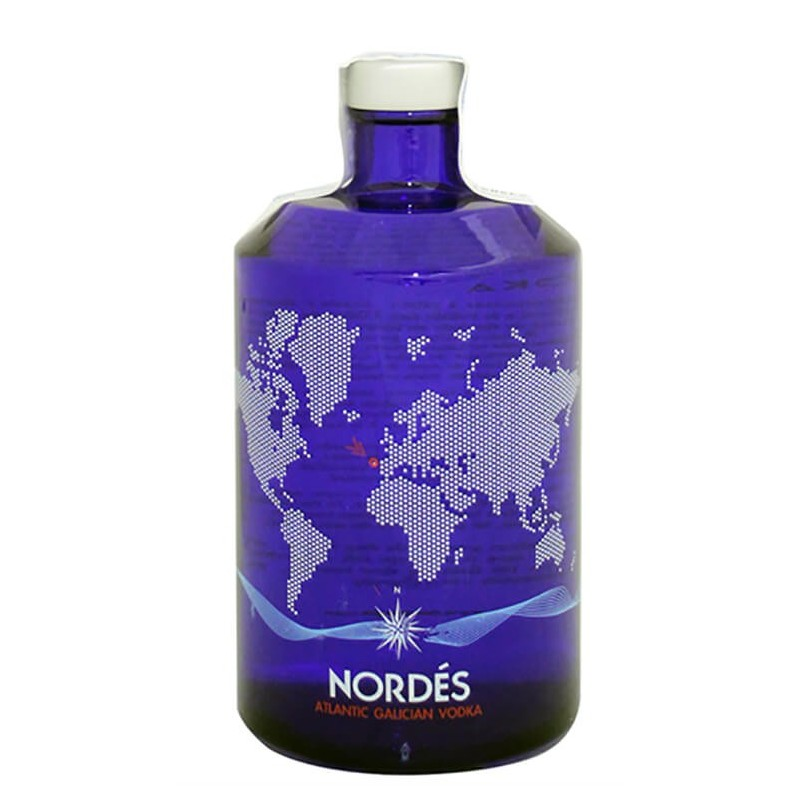 VODKA NORDES ATLANTIC GALICIAN CL.70