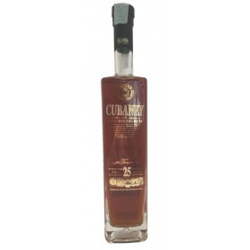 RUM CUBANEY TESORO GRAND RESERVE 25Y CL.70