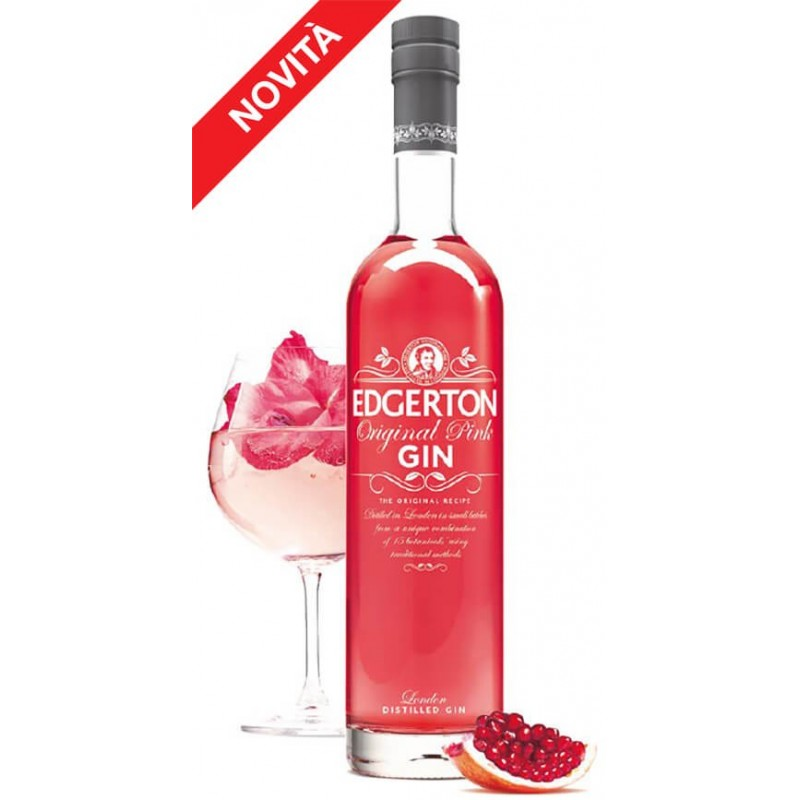 GIN EDGERTON ORIGINAL PINK CL.70