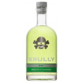GIN SKULLY SMOOT WASABI CL.70